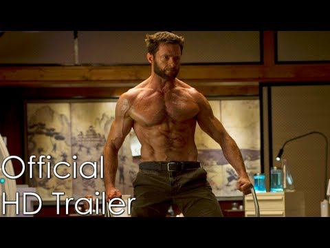 The Wolverine (2013) International Official Trailer - Hugh Jackman