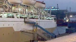 getlinkyoutube.com-Pelni Ship KM Leuser masuk Jakarta