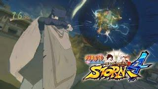 getlinkyoutube.com-Naruto Shippuden Ultimate Ninja Storm 4 Gameplay - Two SUPER CLOSE Battles