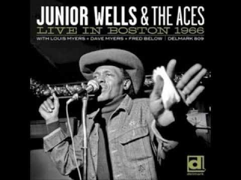 Junior Wells & The Aces - 18 - Got My Mojo Workin'