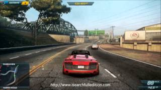 NFS Most Wanted - Tested on AMD Radeon R9 270X