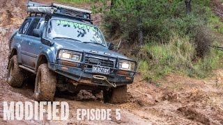 getlinkyoutube.com-Modified Toyota 80 series Landcruiser, Modified Episode 5
