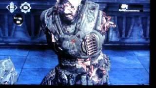 getlinkyoutube.com-Gears of War 2 Zombie Glitch