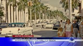 Historia de Fort Myers. Su aporte económico y cultural a la región