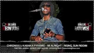Chronixx & Kabaka Pyramid - Mi Alright