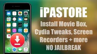 getlinkyoutube.com-iPASTORE - Install Hacked Apps & Tweaks on iOS 10