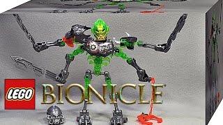 레고 바이오니클 스컬 슬라이서 70792 정품 조립 리뷰 Lego Bionicle skull slicer