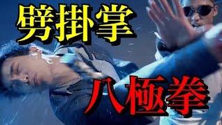 getlinkyoutube.com-【中国武術・カンフー基本講座】劈掛掌とはどんな拳法なのか!