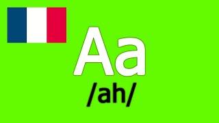 Alphabet Français - French Alphabet - Abecedario Francés