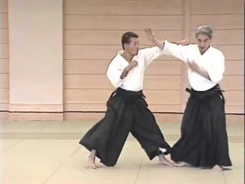 Aikido - Irimi Nage