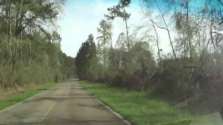 getlinkyoutube.com-Lynyrd Skynyrd Plane Crash Site - 37 Years Later - A Beautiful, Visual Drive Around The Crash Site