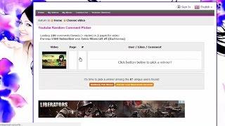 getlinkyoutube.com-ประกาศผลกิจกรรม 1500 Subscriber