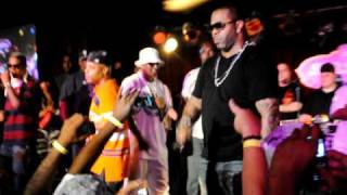 Busta Rhymes & Cam'ron Live