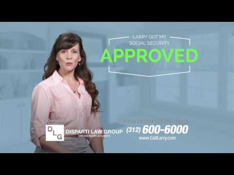 Don't Wait! Let Larry Get Your Social Security Approved Today!