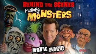 Minding the Monsters Movie Magic - Halloween Special | JEFF DUNHAM