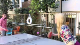 getlinkyoutube.com-Ping Pong with Peyton & Spencer List!
