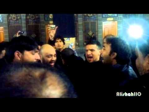 Ravi Road Reciting Jab Chand Muharram Ka (Sham 2012)