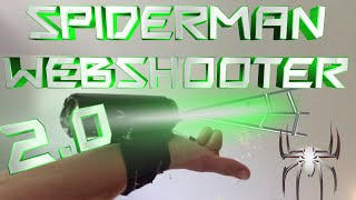getlinkyoutube.com-How to Make a Spiderman Wrist Web Shooter 2.0