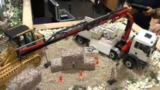RC SHOW SCALE ART AND DAMITZ,NICE RC MACHINERY