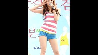 getlinkyoutube.com-120512 달샤벳(Dal★Shabet)(아영) - 핑크로켓 (여의도 희망 한걸음 걷기)(직캠fancam)