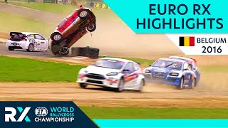 Episode 1 - Mettet RX: 2016 FIA European Rallycross Championship Highlights