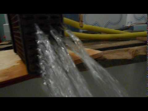 Радиатор отопителя Carib AL25, часть 4.
