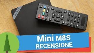 getlinkyoutube.com-Recensione Mini M8S Android TV Box - Basso prezzo, buone prestazioni