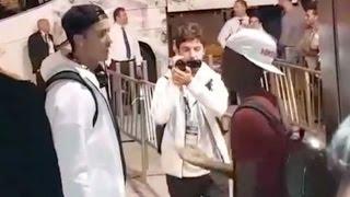 Charly Musonda waits 20 mins after match to meet Cristiano Ronaldo