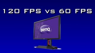 getlinkyoutube.com-BO2: 120 FPS vs 60 FPS | Is there a difference? | * How many FPS can the human eye see? *