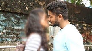 getlinkyoutube.com-Kiss Me Or Slap Me Prank In India | Baap Of Bakchod
