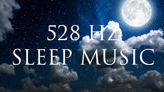 getlinkyoutube.com-8 Hour Healing Sleep Music ➤ Regenerate Your Cells | Delta Binauralbeats | Solfeggio 528Hz