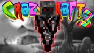 getlinkyoutube.com-Minecraft Crazy Craft 3: Mortem Death Super Villain! #97