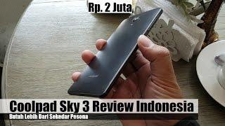 getlinkyoutube.com-Coolpad Sky 3 Review Indonesia : 2 Juta Butuh Lebih Dari Sekedar Pesona