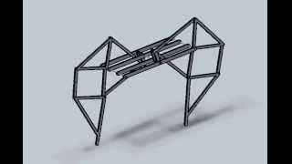 getlinkyoutube.com-Theo Jansen mechanism