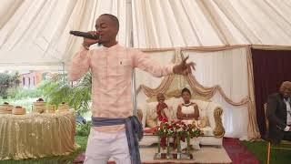 Bemba Slay Queen 👑 sings way maker by Sinach. width=