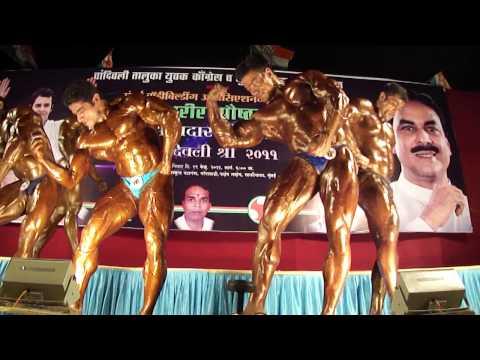 mumbai bodybuilders sumeet and suhas