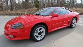 getlinkyoutube.com-1991 Dodge Stealth RT Twin Turbo (3000 GT VR4) Start Up, Exhaust, and In Depth Review