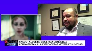 Hablamos con el abogado Pablo Hurtado sobre casos falsos de violencia doméstica