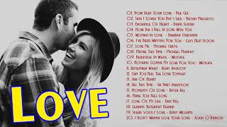 Love Songs Collection Of The 70s 80s 90s - Greatest Old Beautiful Love Songs Collection