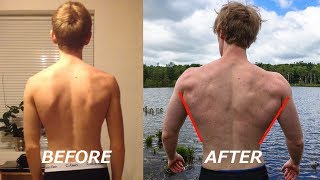 Ultimate Guide To A Wide V-Taper Back