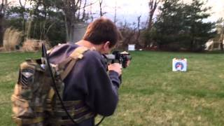 getlinkyoutube.com-Polarstar MK18 Shooting