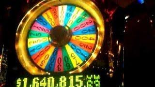 getlinkyoutube.com-High Rollers Wheel of Fortune slot bonus! $100 a spin