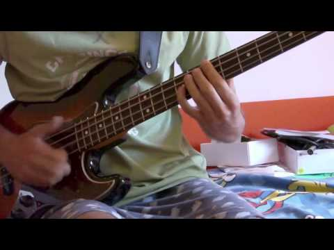 Slap Bass (Funk Blues) [TABS]