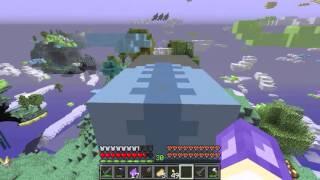 Minecraft Aether ตอนที่ 4 : ถึงเวลาออกผจญภัยและก็พบบางอย่าง!!