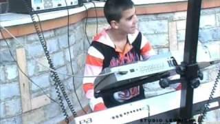 getlinkyoutube.com-Dj Valentino & Marseli i vogel - Pogonishte me Organo