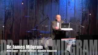 getlinkyoutube.com-James Milgram, Math expert, exposes Common Core Math as insufficient (1of4)