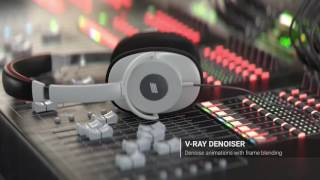 getlinkyoutube.com-V-Ray 3.4 for 3ds Max – Denoiser