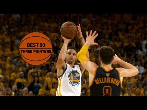 Best 50 Three-Pointers: 2015 NBA Season