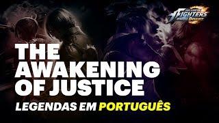 KOF Destiny   Música de abertura legendada em português