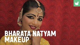 getlinkyoutube.com-Bharata Natyam: Traditional Makeup